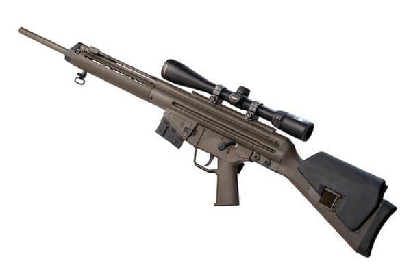 02 - Double Broom Mountain Rifles - Охотничья винтовка для горной местности - Last Day Club