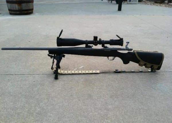 04 - Ruger M77 Hawkeye All-Weather - Охотничья винтовка для горной местности - Last Day Club
