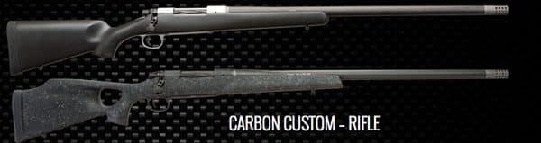 07 - Christensen Arms Carbon Custom - Охотничья винтовка для горной местности - Last Day Club