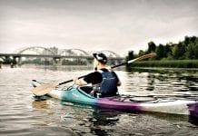 Лодка для экстренной эвакуации из города: Сваливать можно и по воде