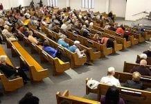 Вооруженный гражданин за 3 секунды остановил массовый расстрел в церкви Техаса - Last Day Club