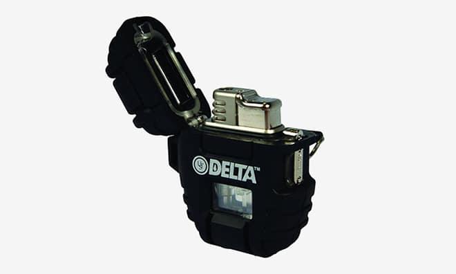 Windmill Delta Stormproof Lighter - Огонь в кармане - Лучшие зажигалки для выживания