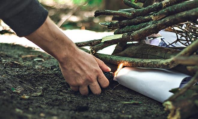 Огонь в кармане - Лучшие зажигалки для выживания - Last Day Club