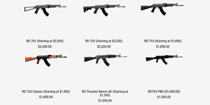 АК от Rifle Dynamics