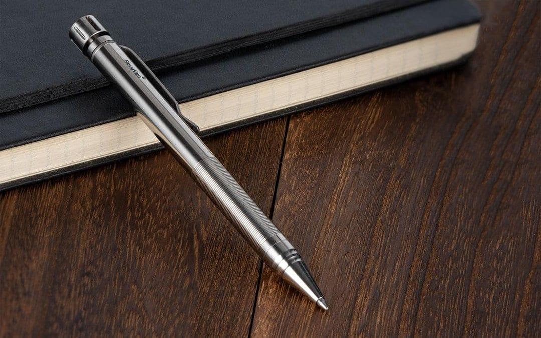 RovyVon C20 Commander Tactical Pen - Тактическая ручка для EDC