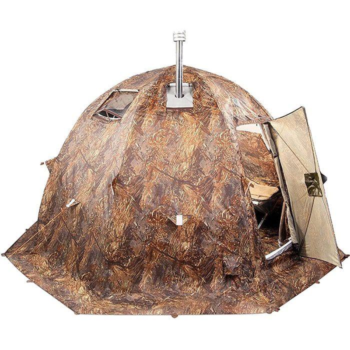 Russian Bear Hot Tent - Отапливаемые палатки Топ-10 палаток. ЧаВо, полезные советы