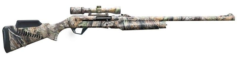 Benelli Super Black Eagle II Rifled Slug - Слаг ган - нарезной гладкоствол - 15 лучших ружей для охоты на оленя