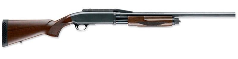 Browning BPS Rifled Deer Hunter - Slug gun - нарезной гладкоствол - 15 лучших ружей для охоты на оленя