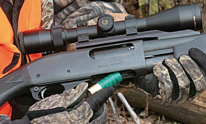 Slug gun - нарезной гладкоствол - 15 лучших ружей для охоты на оленя - Last Day Club